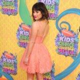 Best Dressed Lea Michele Kids' Choice Awards 2014 | Video