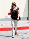 Reese Witherspoon in Bike-Print Paige Denim