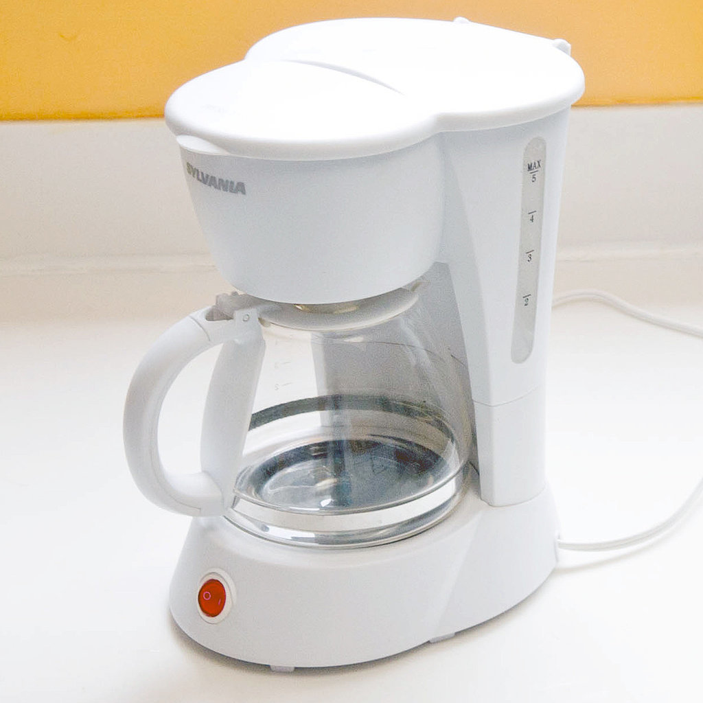 Cleaning Large Coffee Maker : How to Clean a Coffee Pot POPSUGAR Smart Living