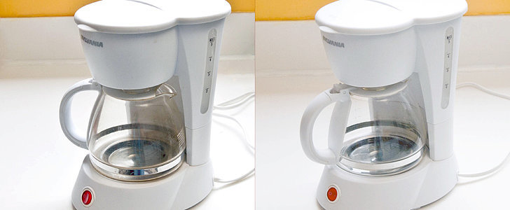 How to Naturally Clean Your Coffeemaker