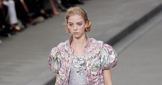 Paris Fashion Week Chanel Spring 2009