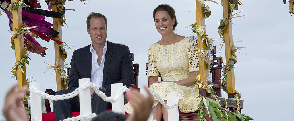 How Kate, William, and George Are Preparing For Their Royal Tour