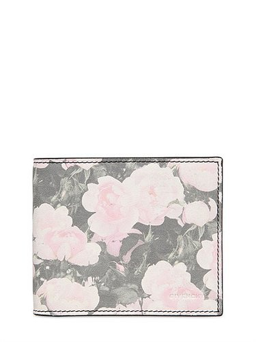 Givenchy - Leather Classic Pale Rose Wallet