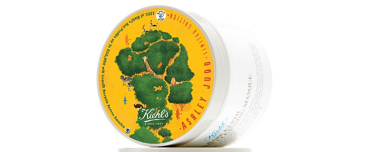 Kiehl's Gets Some Help From Its Famous Friends For Earth Day