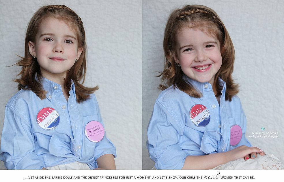 Emma, Future President