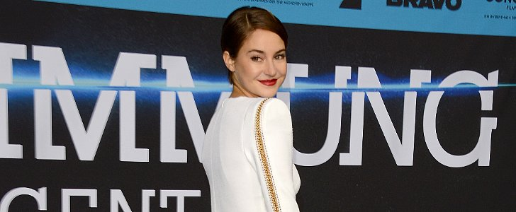 Are You a Fan of Shailene Woodley's Vampy Lipstick Hue?