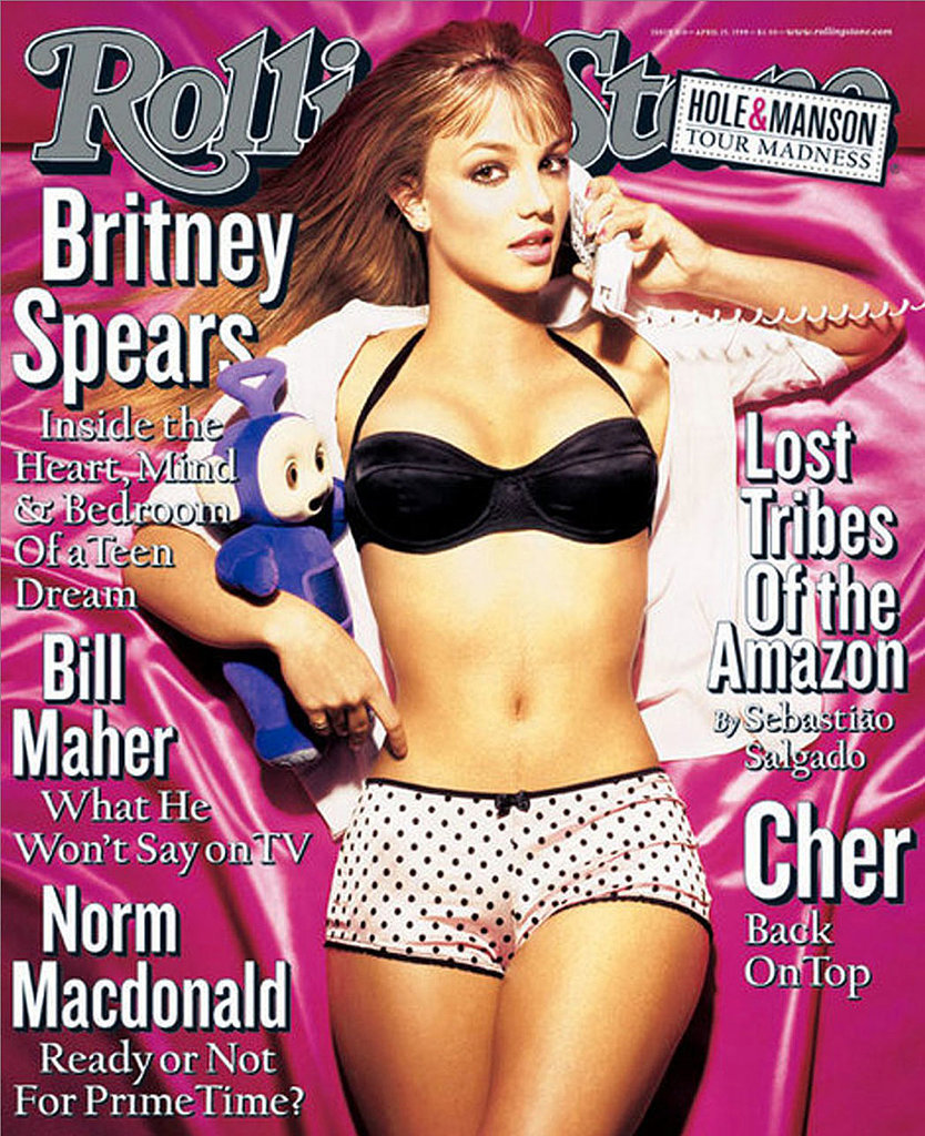 You Questioned Your Midriff Near the Turn of the Millennium, Thanks to Britney Spears