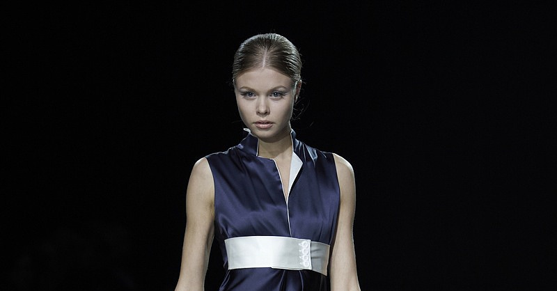 Moscow Fashion Week: Erica Zaionts Spring 2009