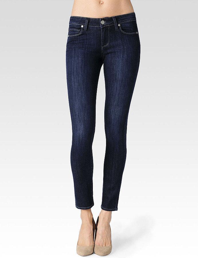 Paige Verdugo Ankle-Length Jeans ($189)