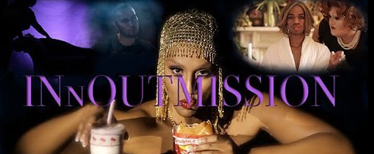 "Beyoncé's Racy ""Partition"" Video Gets a Hilarious In-N-Out Spin"