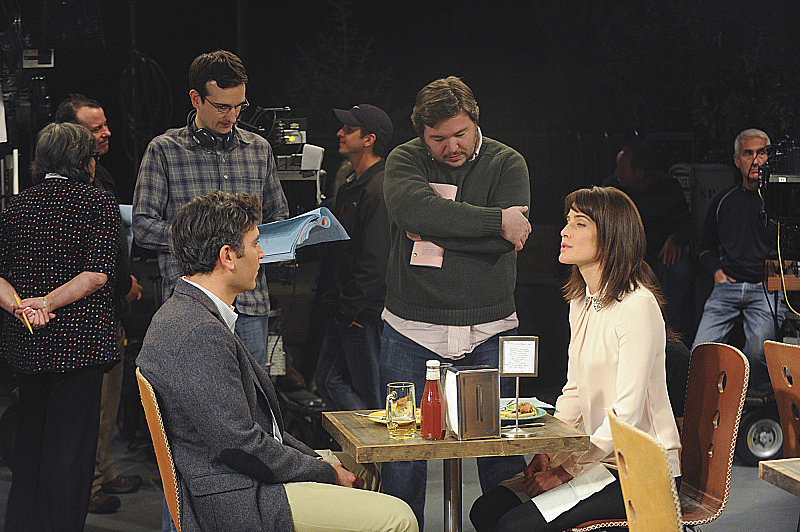 Go Behind the Scenes of the HIMYM Series Finale