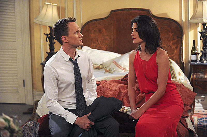 Robin and Barney make the tough decision to split up.