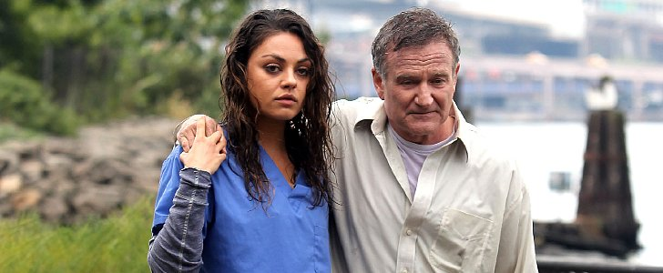 Here's a World Where Mila Kunis Is Robin Williams's Doctor and Tyrion Is His Brother