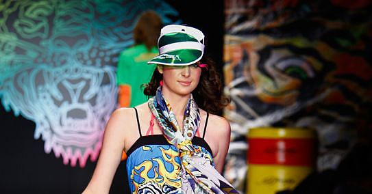 Los Angeles Fashion Week: Ed Hardy Spring 2009