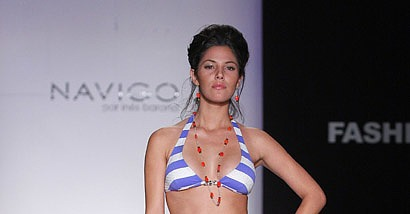 Mexico Fashion Week: Navigo Spring 2009