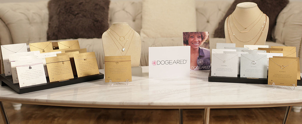 Daily Obsession: 20% Off Delicate Dogeared Jewelry For Your Mom, Sister, and Best Friend