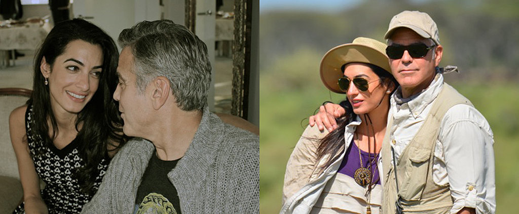 George Clooney and His New Girlfriend Look Really, Really in Love