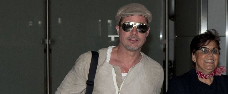 Brad Pitt's New Big Project Comes With a Little Controversy