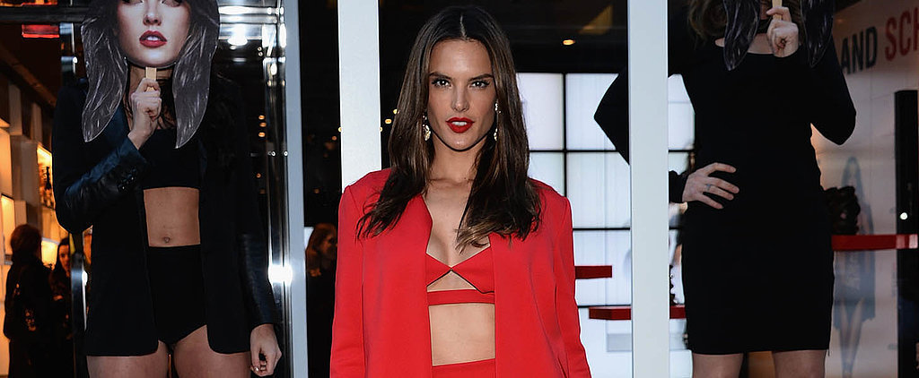 Does THIS Victoria's Secret Model Wear the Crop Top Best?