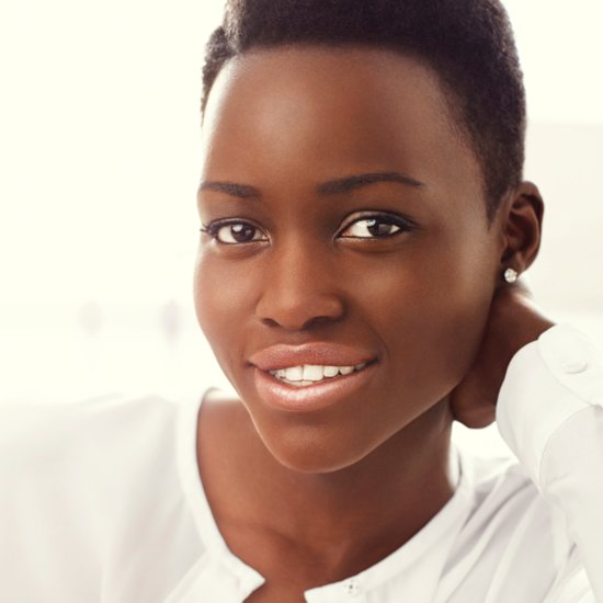 Celebrity Beauty Lupita Nyong'o Is New Lancome Ambassador