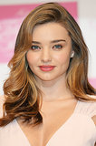 Miranda Kerr Ditches the Sporty Look For Sleek Waves