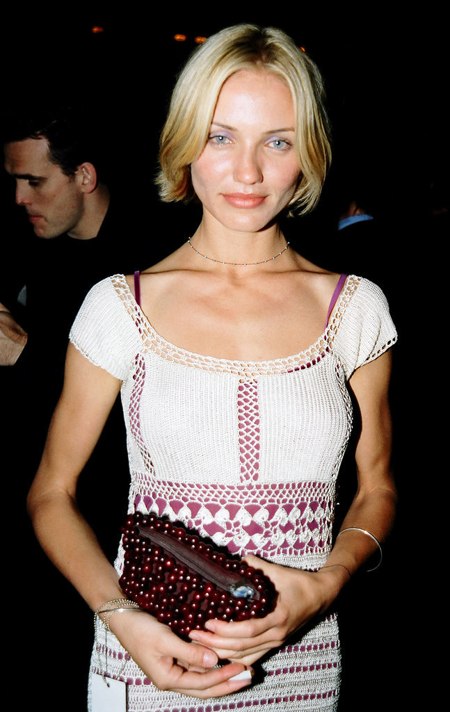 Cameron Diaz was Mary.