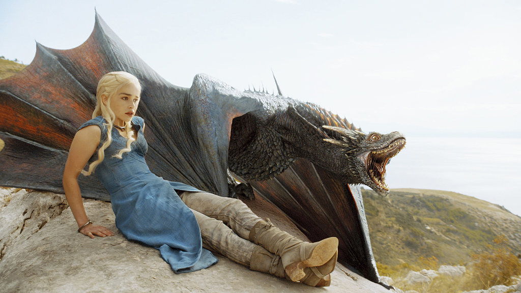 Daenerys and Her Dragons: Growing Pains