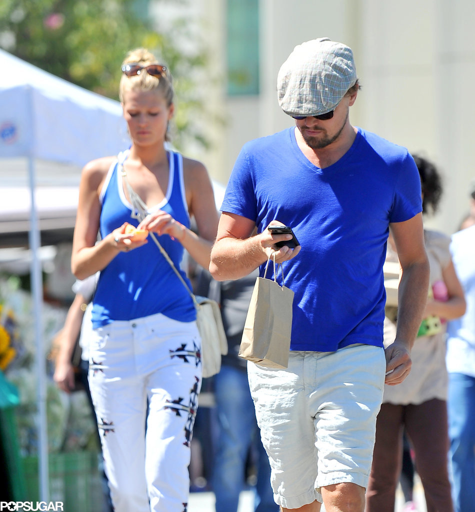 Leo and Toni Cap Off Their Weekend in Matching Outfits!