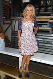 Kerri-Anne Kennerley at MBFWA Day Two