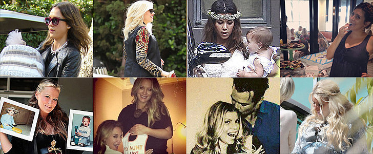 Step Inside 20 Celebrity Baby Showers!