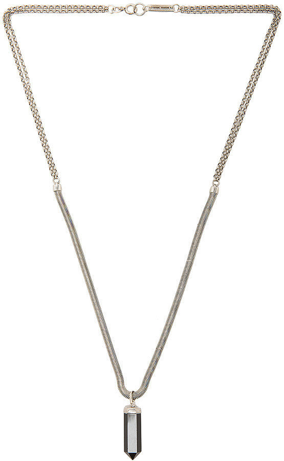 Isabel Marant Saul Pendant Necklace
