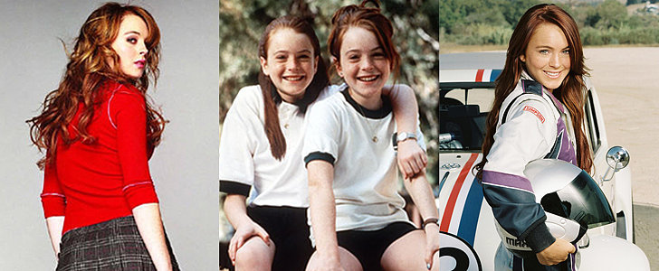 Which Lindsay Lohan Character Are You?
