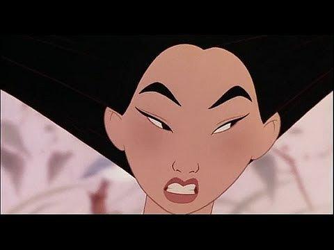 """""""Honor to Us All,"""" Mulan"""