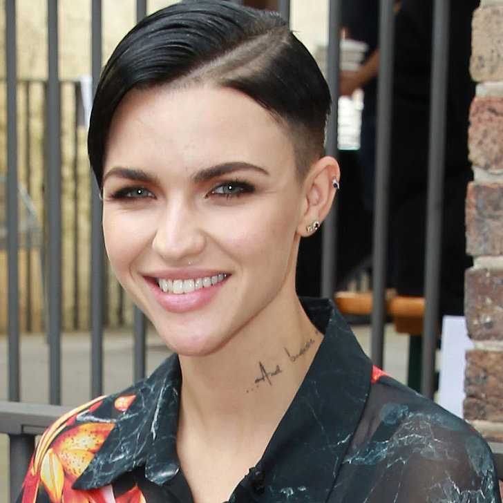 Ruby Rose — Day 3