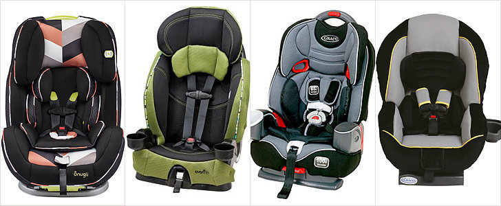 5.5 Million Car Seats Were Recalled in the Past 2 Months: Is Yours One of Them?