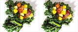 Healthy Brown Bag: 10-Minute Chicken Kale Wraps