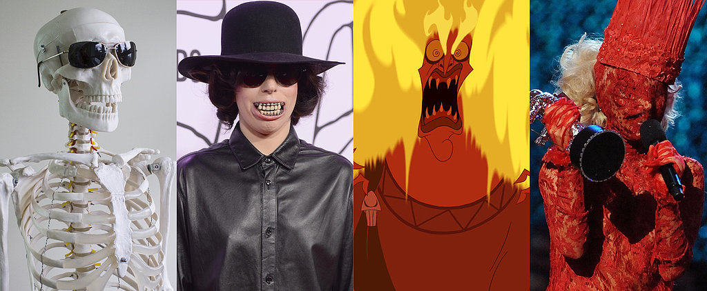 26 Things That Lady Gaga Totally Looked Like