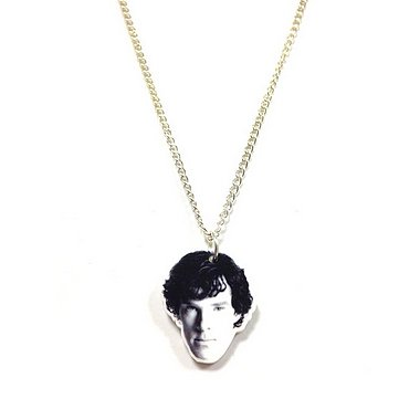 Sherlock Necklace