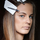 Christopher Esber Hair & Makeup 2014 Australian Fashion Week