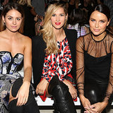 Jesinta Campbell, Nikki Phillips and Jodi Anasta — Day 3