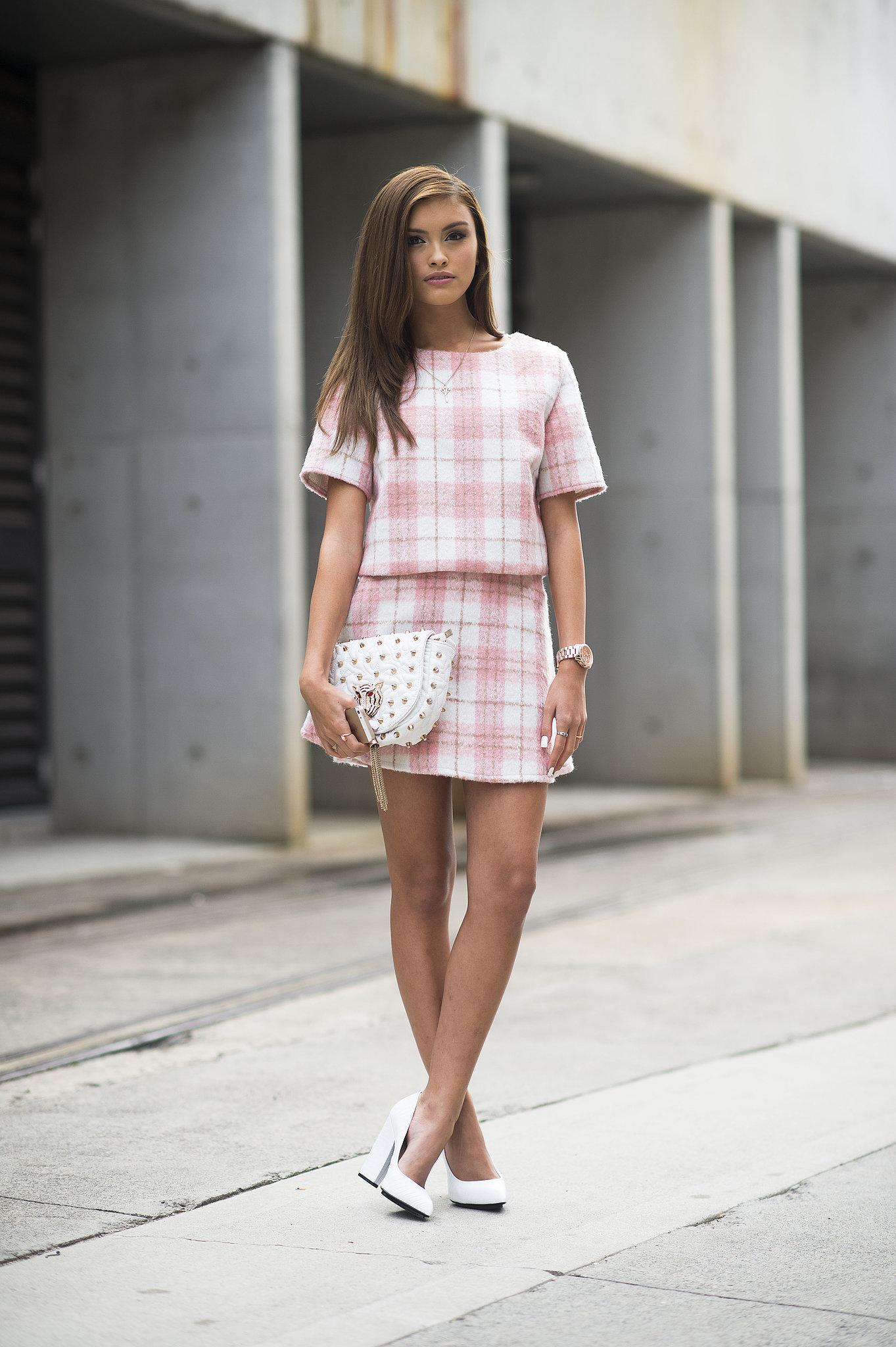 Street Style At Australia Fashion Week Popsugar Style