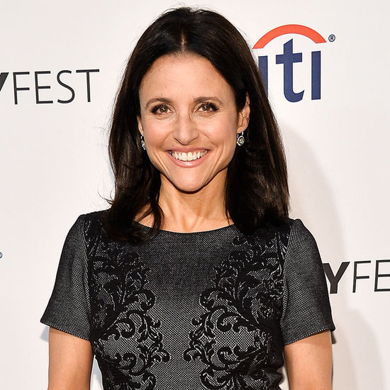 Julia Louis Dreyfus Clown Julia Louis Dreyfus Goes Nud
