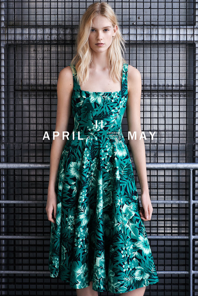 Zara April/May Lookbook