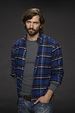 Michiel Huisman as Cal. Source: BBC