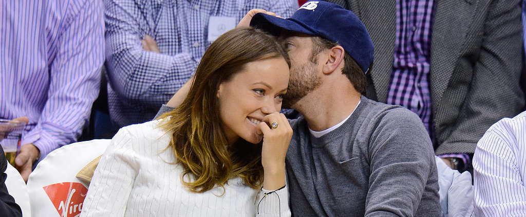 Olivia Wilde and Jason Sudeikis Are One Really Cute Couple