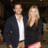 Celebrities at 2014 Mercedes-Benz Fashion Week Australia