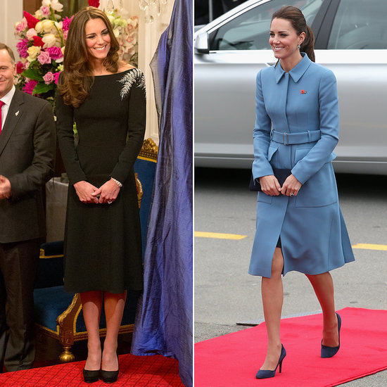 All the Duchess of Cambridge's Royal Tour Outfits | Pictures