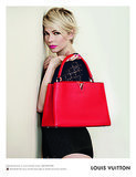 Michelle Williams's Spring 2014 Louis Vuitton Handbag Campaign