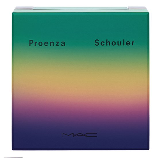 Proenza Schouler and Mac Cosmetics Makeup Collaboration