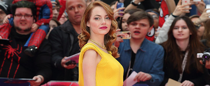 Forget Spider-Man — Emma Stone's Our Style Superhero